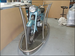 Classic Bike Stand - 1