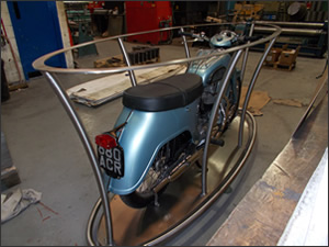 Classic Bike Stand - 3