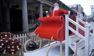 Sleigh Finished - 3