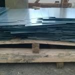 Pallet of shelving