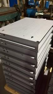 boiler back plates