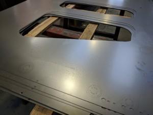 Precision Welding - End Panels