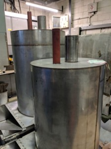 Combustion Chamber manufactured by J&S Laser Profiles