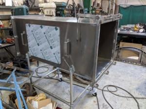 Ventilation Ducting Rig