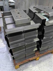 Light Bar Bracket - Welding, laser cutting, programming
