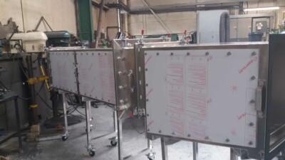 Ventilation Ducting - Parker