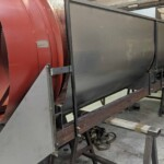 Trommel Sifter with Side Panels