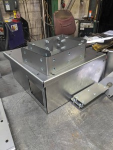 Ducting Assembly Boxing