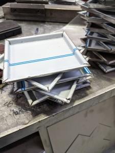 Soap drip trays